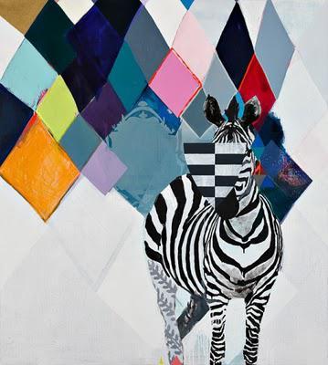 Miranda Skoczec zebra