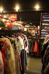 Blitz vintage shop