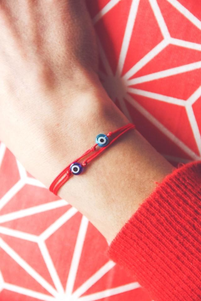 bracelet oeil rouge-4