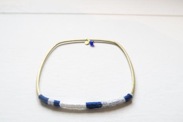 bijoux bleu blanc gris-6