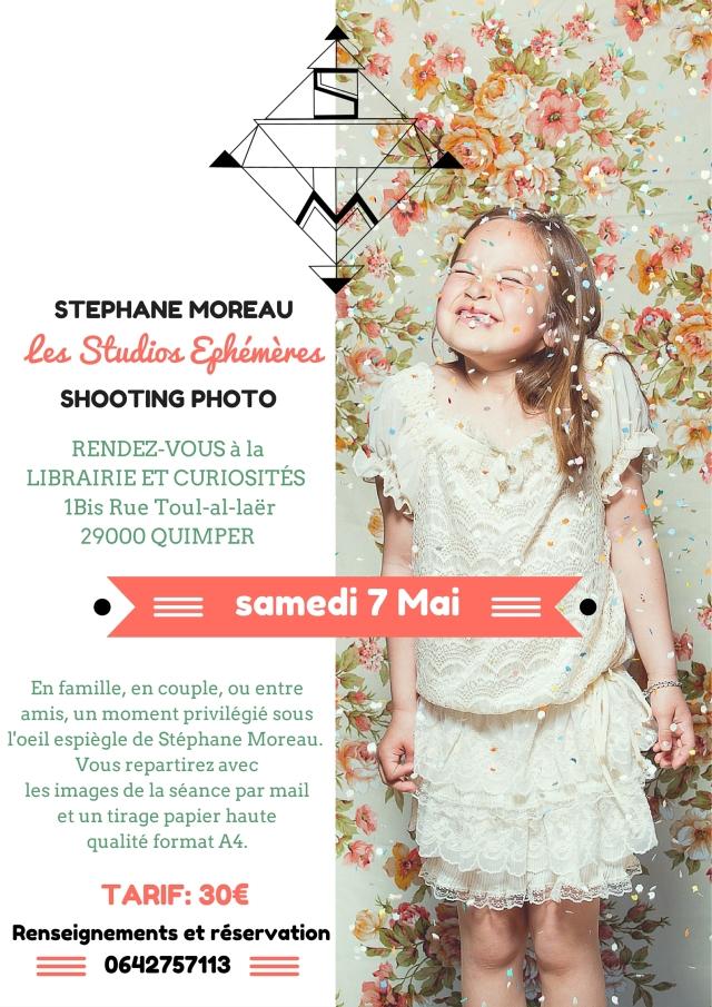 Studio éphémère printemps 2016-2